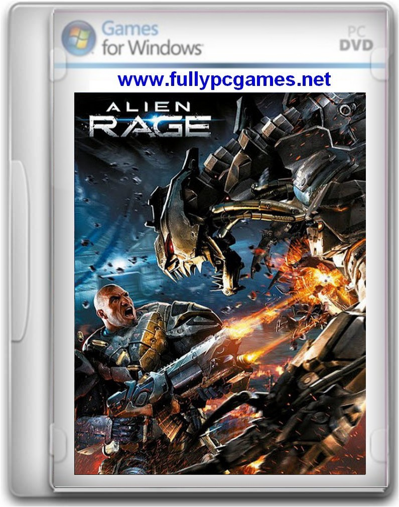 Alien Rage Game - Free Download Full Version For Pc