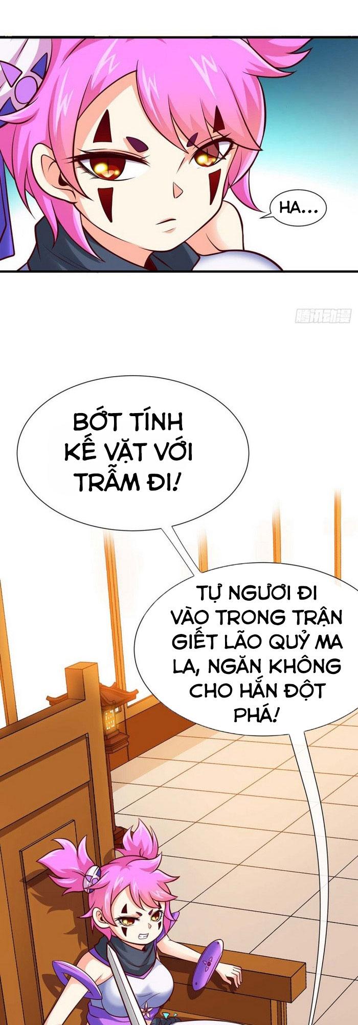 Tiên Đế Qui Lai chap 129 - Trang 16