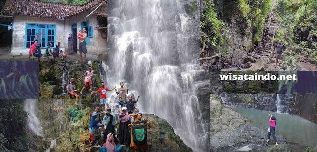 Wisata air terjun di lampung yang wajib kamu kunjungi