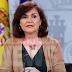 Calvo avanza que será necesario el estado de alarma más allá del 24 de mayo