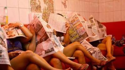 Breaking News: 21 Wanita 11 Pria Open BO Pasangan Selingkuh di Kos-kosan Mewah