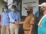 Bangun Kepedulian dan Perhatian Terhadap Petani, PT PJB Ubjom PLTU Berikan Bantuan Mesin Sedot Air