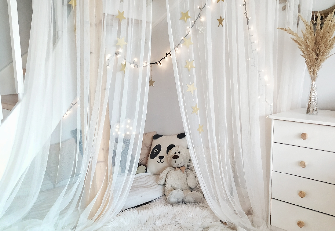 Baza z poduszek - mój pomysł