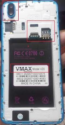 Vmax V20 Flash File