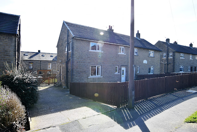 This Is Huddersfield Property - 3 bed semi-detached house for sale Longlands Avenue, Huddersfield HD7