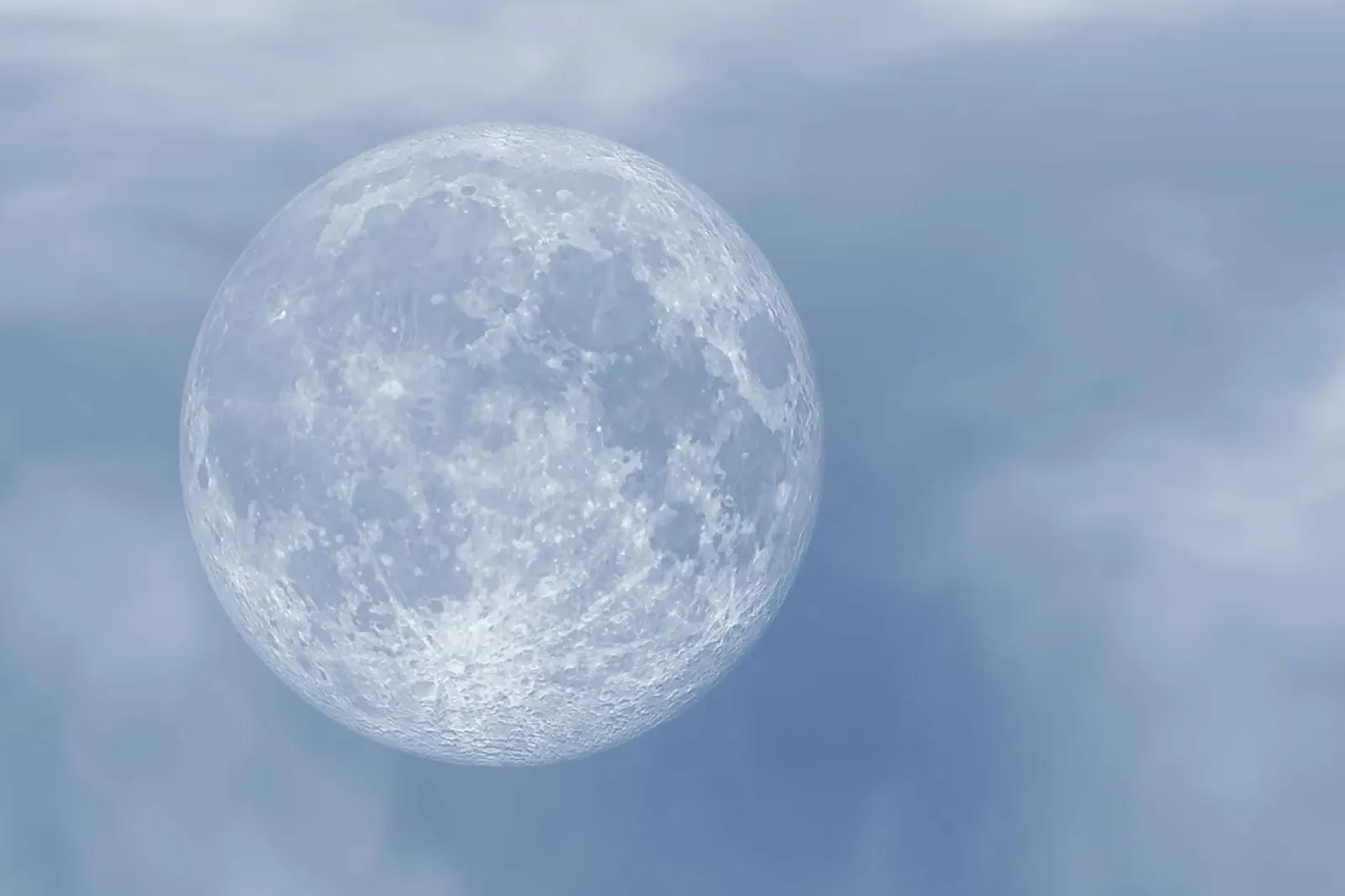 خلفيات الكمبيوتر وأجمل صور القمر