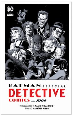 Batman especial detective comics número 1000 80 aniversario Batman