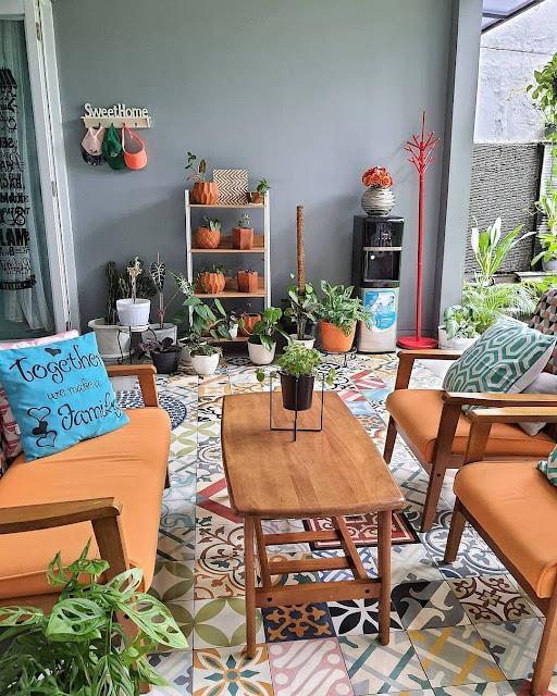 Kursi Kayu Sederhana untuk Ruang Tamu Minimalis