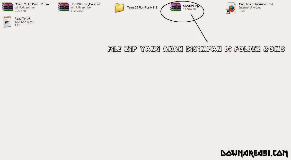Berikut adalah tutorial lengkap bagaimana cara memainkan Game Dingdong Melalui Emulator Ma Tutorial Mame 32 0.119 How to Setup