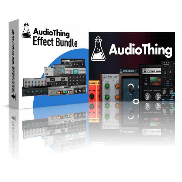 AudioThing Effect Bundle 2021.9 Full version