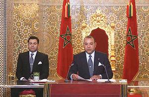 انشطة ملكية / الملك محمد السادس يترأس مجلسا وزاريا و يسائل وزير الداخلية حول الحادث المأساوي بطنجة