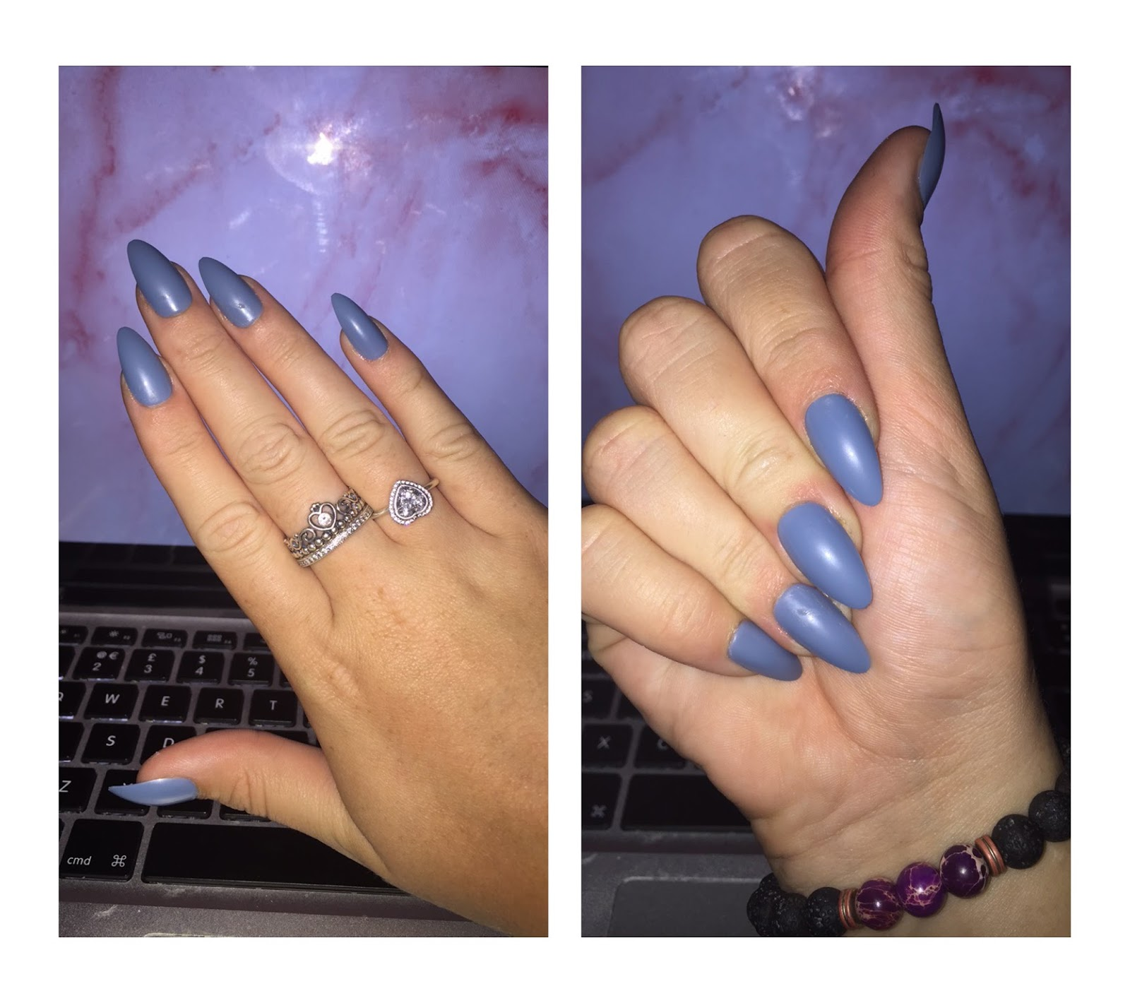Ps... Fashion Nails review (Primark)