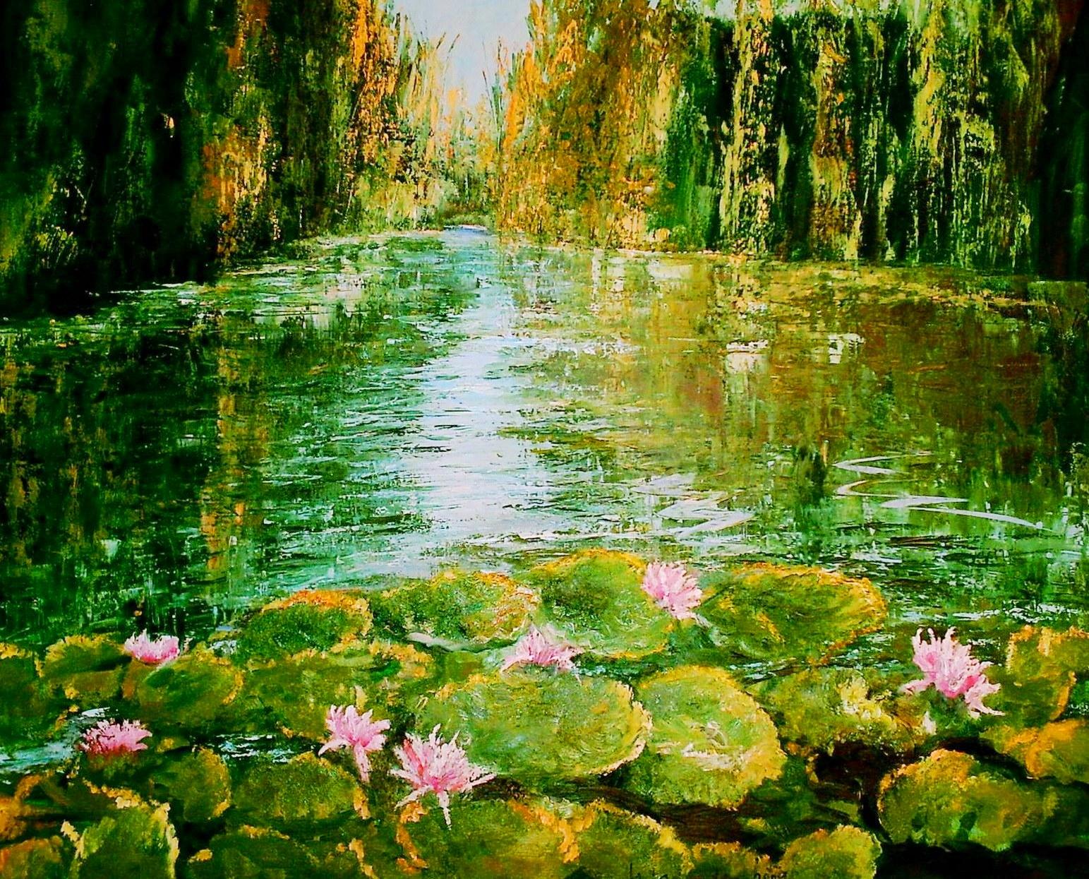 Im genes arte pinturas paisajes naturales leo - Para ver fotos ...