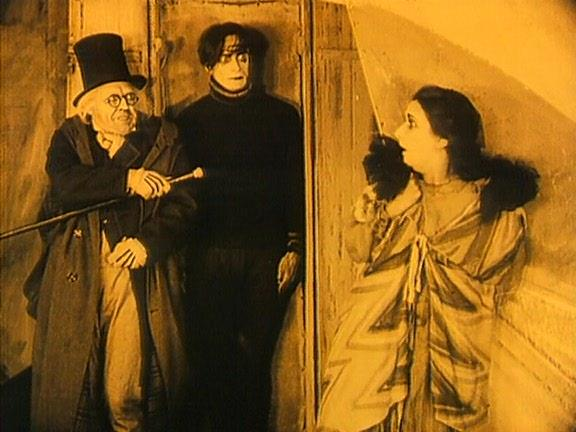 Das Cabinet Des Dr Caligari 1920 The Cabinet Of Dr Caligari A