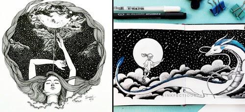 00-Suravi-Sengupta-Ink-Conceptual-www-designstack-co
