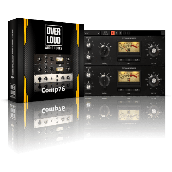 Overloud Comp76 v2.0.1 Full version
