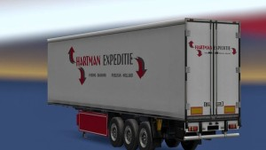 Trailer Hartman Expeditie