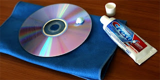 How Can You Fix A Scratched CD With Toothpaste?