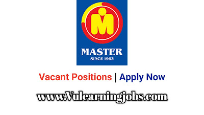 Master Group of Industries Jobs 2020