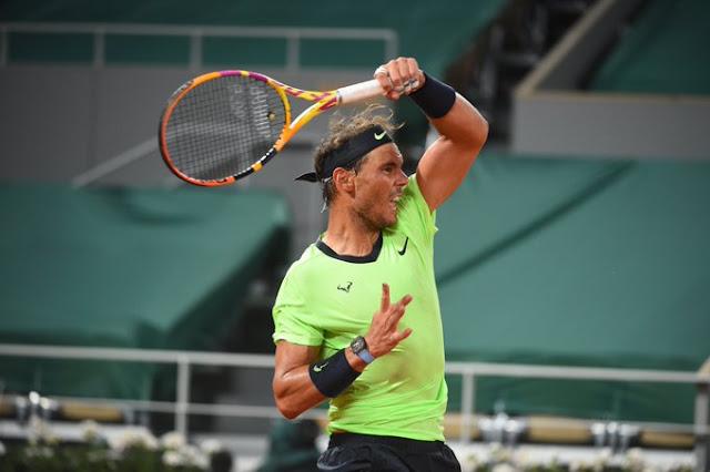 Rafael Nadal conquistou 17 vitórias em 17 jogos contra Richard Gasquet