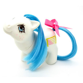 My Little Pony Baby Count-a-lot UK & Europe  Playschool Babies G1 Pony