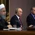 Σε δύο στρατόπεδα η Μέση Ανατολή - Ρωσία, Ιράν, Τουρκία, εναντίον ΗΠΑ, Ισραήλ και Αράβων