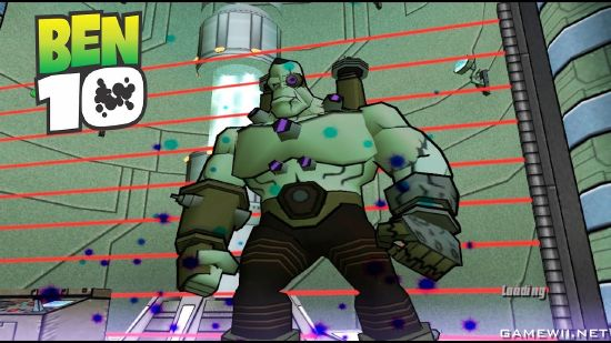 Ben 10 Protector of Earth - Download Game Nintendo Wii Free