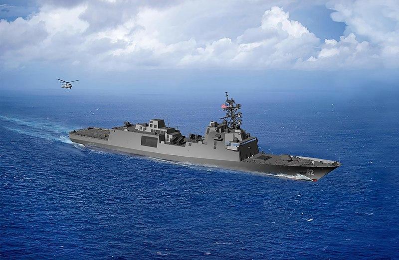 فرقاطة (FFG (X)) - أسلحة الجيش الأميكي - ميزانية الجيش الأمريكي 2021