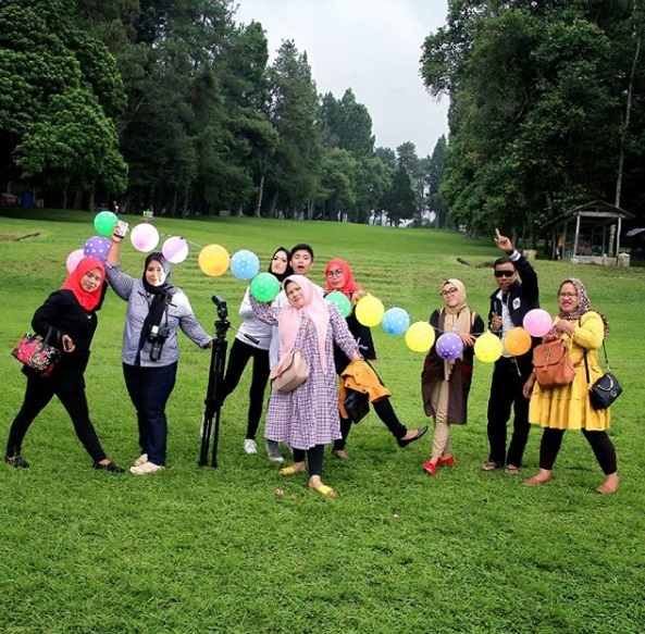 Wisata Santai Keluarga di Sukabumi