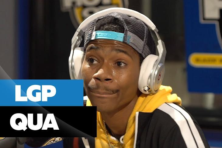 LGP Qua Freestyles On Funk Flex