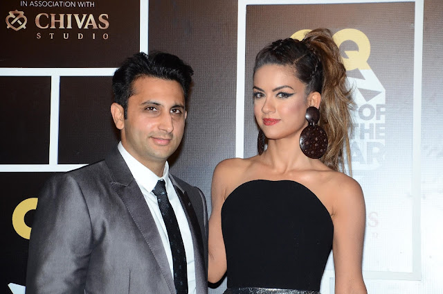 Adar Poonawalla, winner of the'Philanthropy Award' at GQ Men of the Year Awards 2016