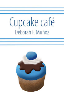 portada del relato corto Cupcake café