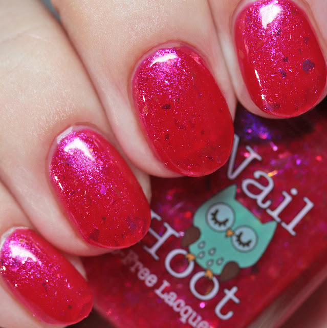Nail Hoot Indie Lacquers Stranger Things