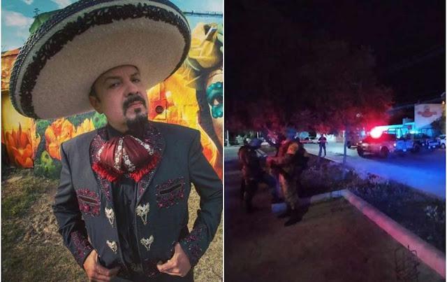 """Jefe de Escoltas de Pepé Aguilar es ejecutado en """"Bar Guadalupe"""" en Zacatecas"""