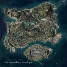 تعرف علي خرائط ببجي بالعربي pubg أفضل أماكن