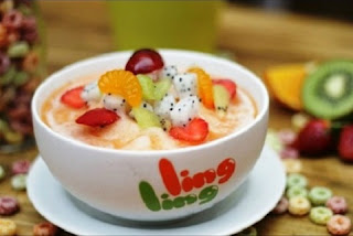 Lingling fruit bar Malang buka jam, harga lingling fruit bar Malang, lingling fruit bar di Malang