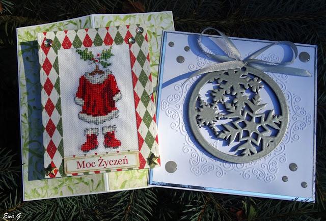 Sierpniowe kartki bożonarodzeniowe