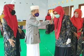 Kunjungi Sejumlah Ponpes dan Panti Asuhan, GOW Kota Bima Bagikan Paket Sembako
