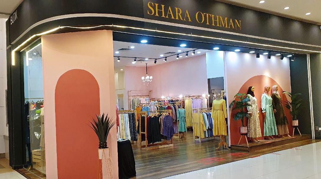 Shara Othman, shara othman butik, shara othman boutique, baju shara othman, baju kurung murah, muslimah cloth shah alam,