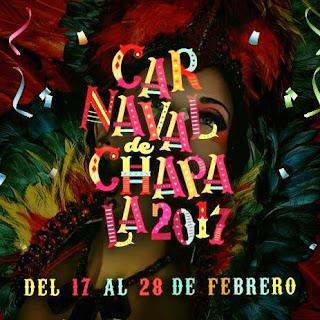 artistas carnaval chapala 2017