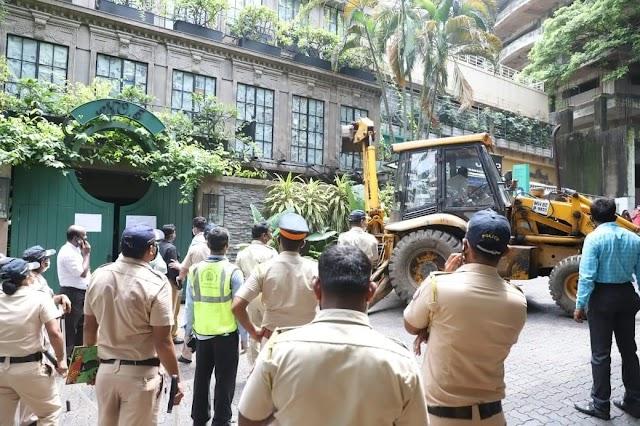 48 करोड़ में बना है कंगना रनौत का मुंबई ऑफिस, देखें इनसाइड तस्वीरें