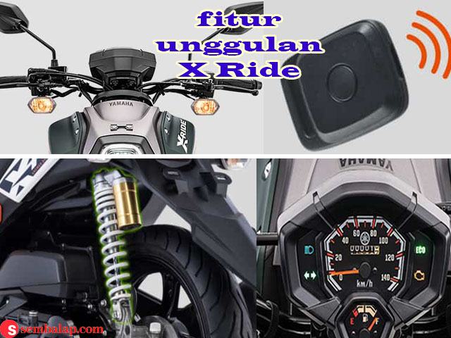 keunggulan yamaha x ride 2019