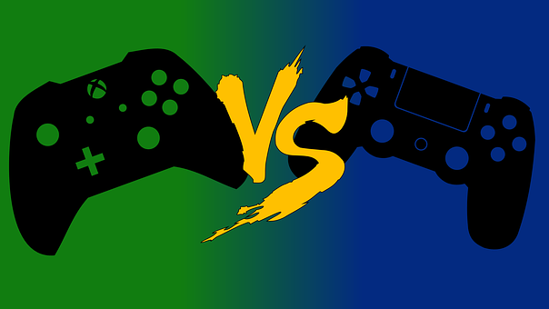 PlayStation vs Xbox - Which One Is Best, PlayStation vs Xbox,Tech talks,Micky's Talk,