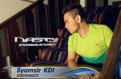 Lirik Lagu Tapsel Mandailing - Dikhianati - Syamsir KDI