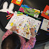 Tuffy Tray Activity With Miffy & Paint Sticks (Part 1)