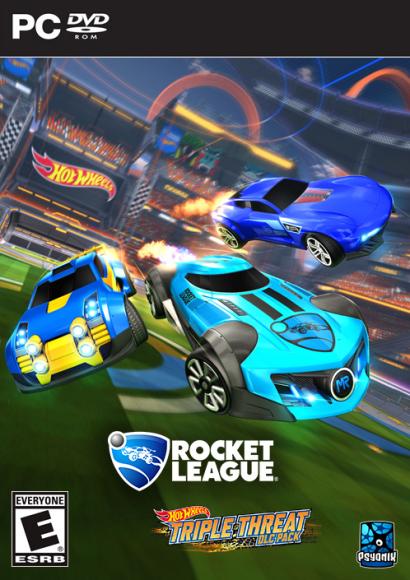 تحميل لعبه Rocket League v1.53 + 25 DLCs- 2018 للكمبيوتر