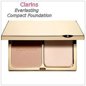 CLARINS Компактная устойчивая крем-пудра от Clarins с солнцезащитным фильтром SPF 15 (тон 109 wheat).