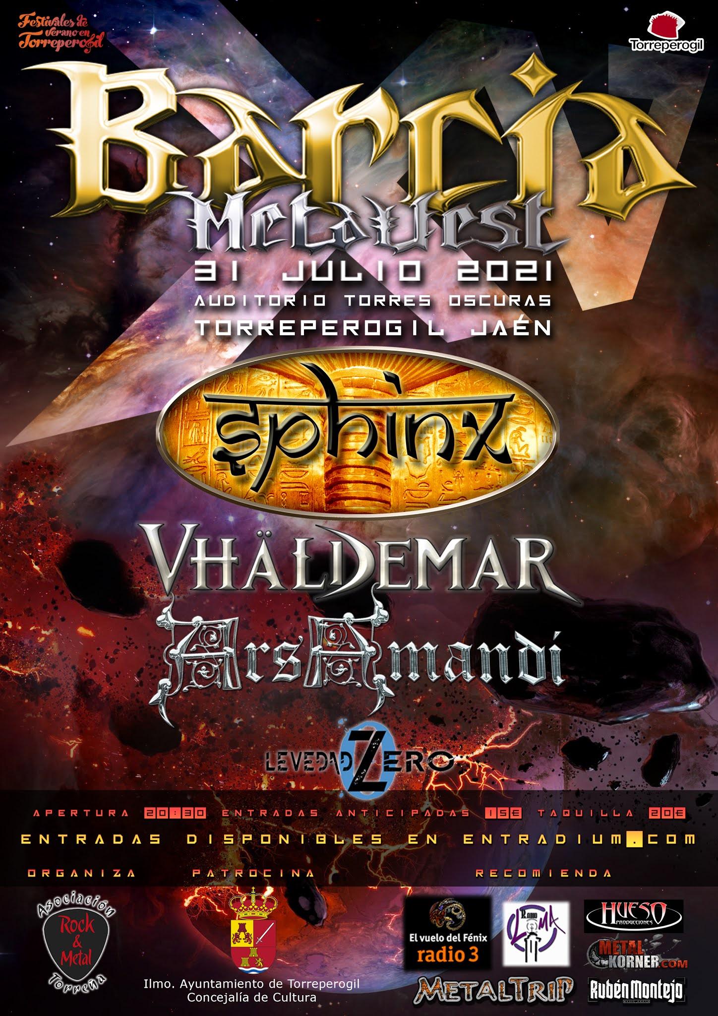 XV Barcia Metal Fest 2021