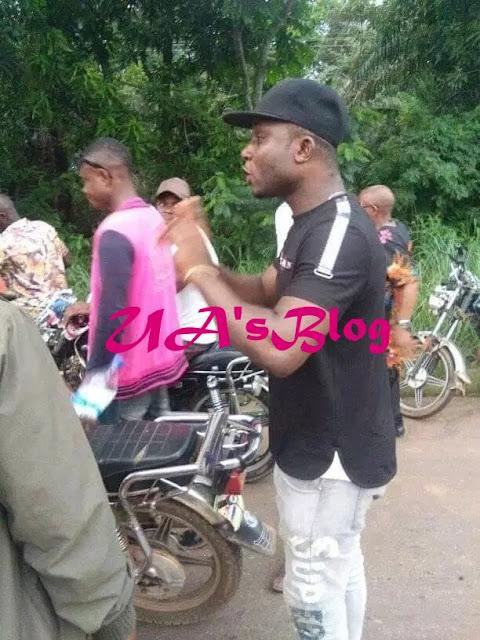 BREAKING!!! Tension As Fulani Herdsmen Attack Passengers In Enugu, Kidnap 3 Young Girls(Photos)