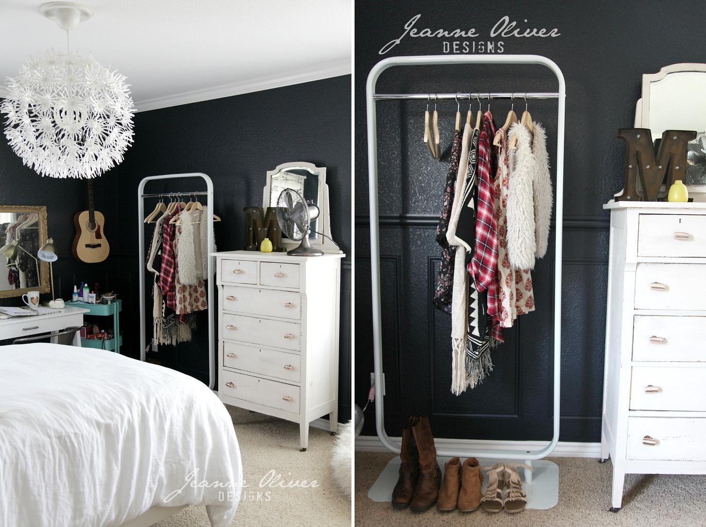 Idee per la camera di una ragazza shabby chic interiors for Idee per abbellire la camera